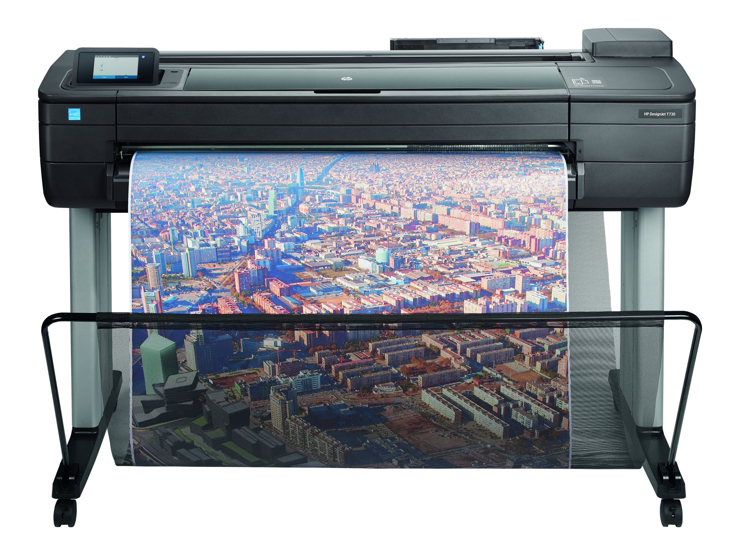 HP Designjet T730 36 Printer, F9A29A#BCB