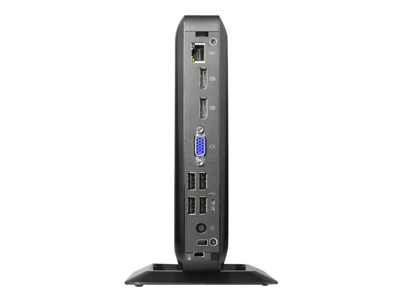 HP t520 Flexible Thin Client AMD DC GX-212JC 1.2GHz 4GB RAM 8GB Flash GbE SmartZero, G9F02AA#ABA
