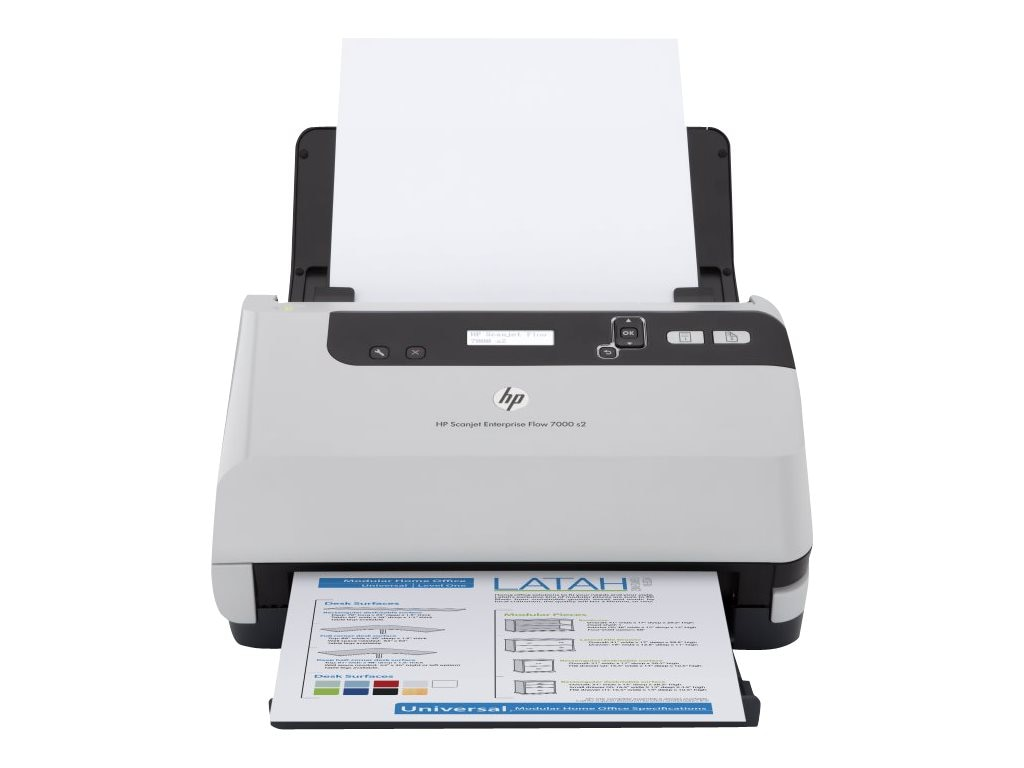HP SCANJET Enterprise Flow 7000 S2 $1,024 - $200 instant rebate = $824 expires 3 15 16, L2730B#BGJ, 16351067, Scanners