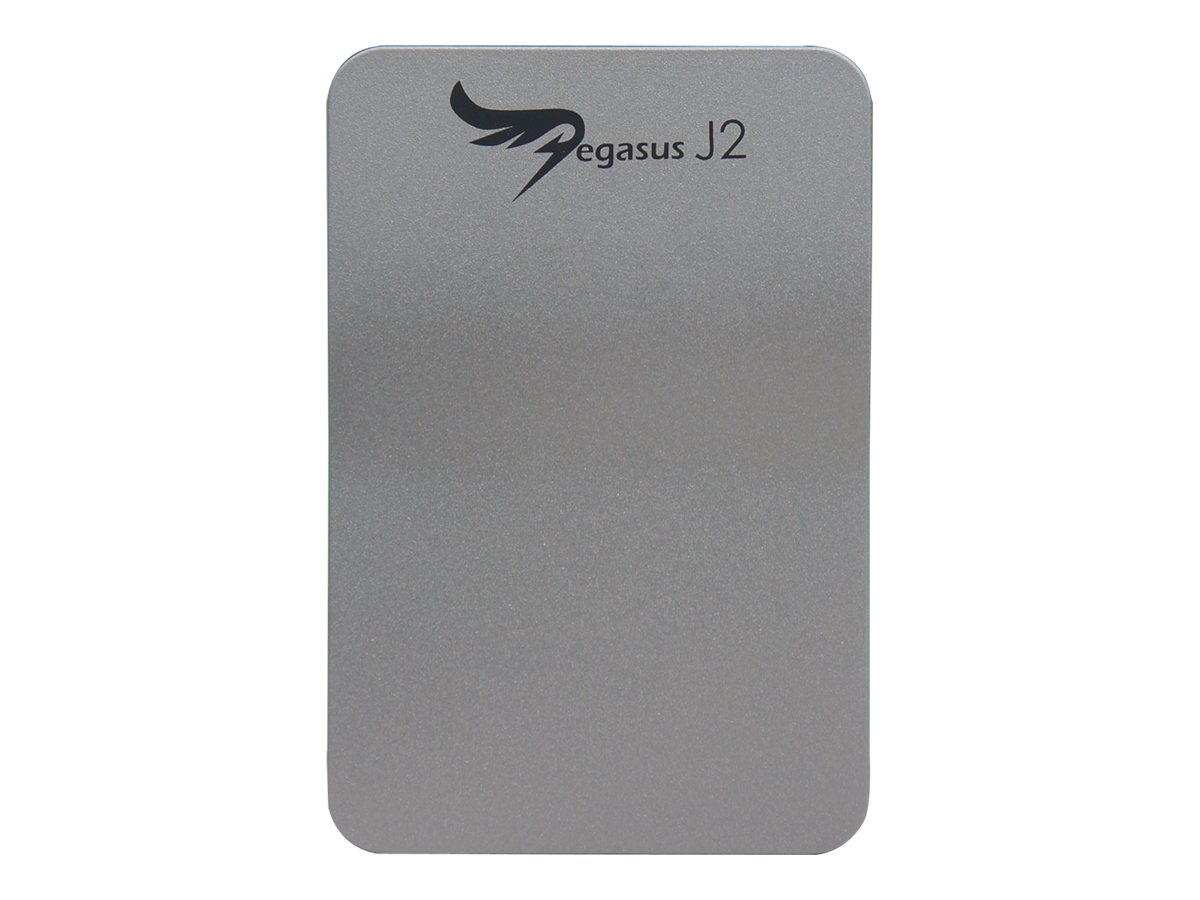 Promise 256GB J2 Thunderbolt Portable Solid State Drives (2-pack), J2512GB, 14827092, Solid State Drives - Internal