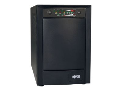 Tripp Lite Smart Online 750VA Expandable Runtime Tower UPS Pure Sine Wave (6) Outlet, SU750XL, 7056074, Battery Backup/UPS