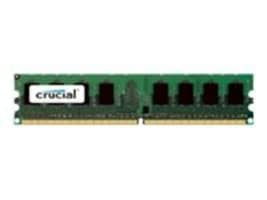 Crucial 4GB PC3-12800 240-pin DDR3 SDRAM DIMM, CT51264BD160B, 14854541, Memory