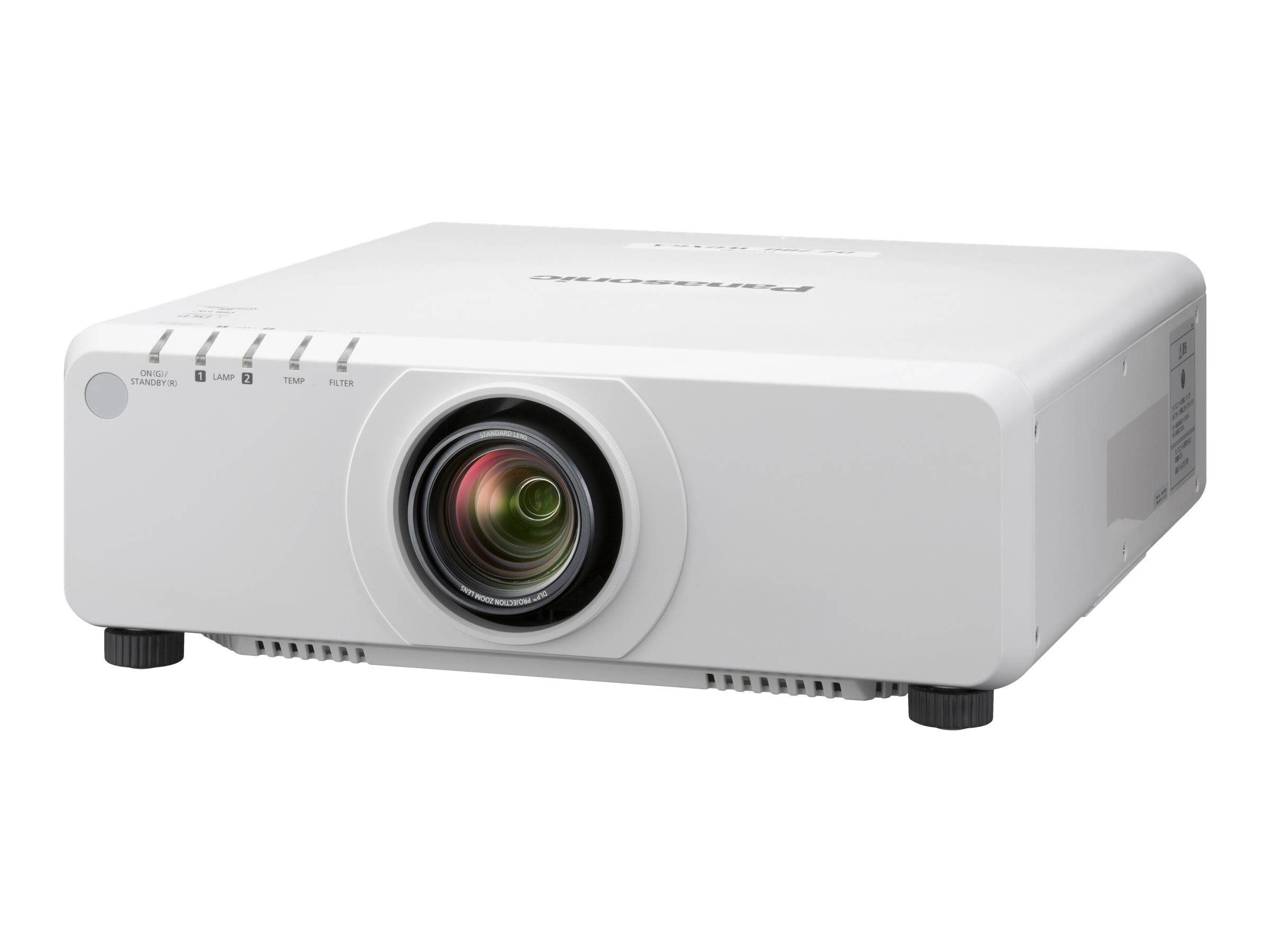 Panasonic PT-DX820LWU Image 1