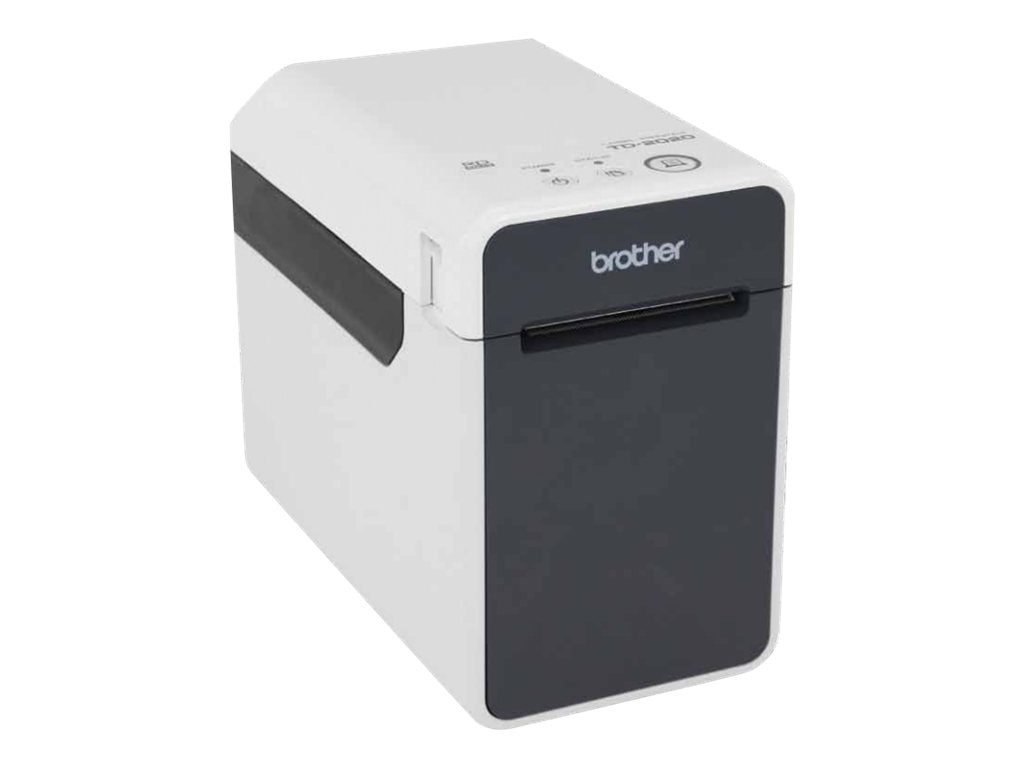 Brother TD-2130N Powered Network Desktop Thermal Printer, TD2130N, 15539586, Printers - Label