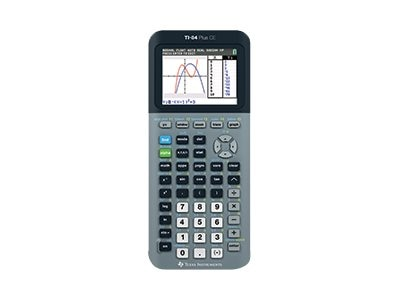 TI TI84 Plus CE Calculator - Gold, 84PLCE/TBL/1L1/V, 31603066, Calculators