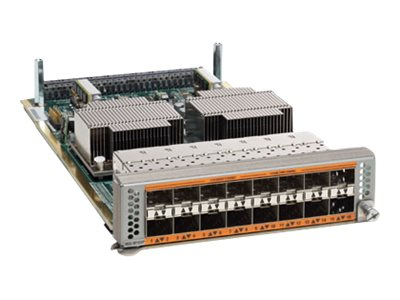 Cisco Nexus 5500 Unified Port Module-16 Ports, N55-M16UP=, 12766020, Network Device Modules & Accessories