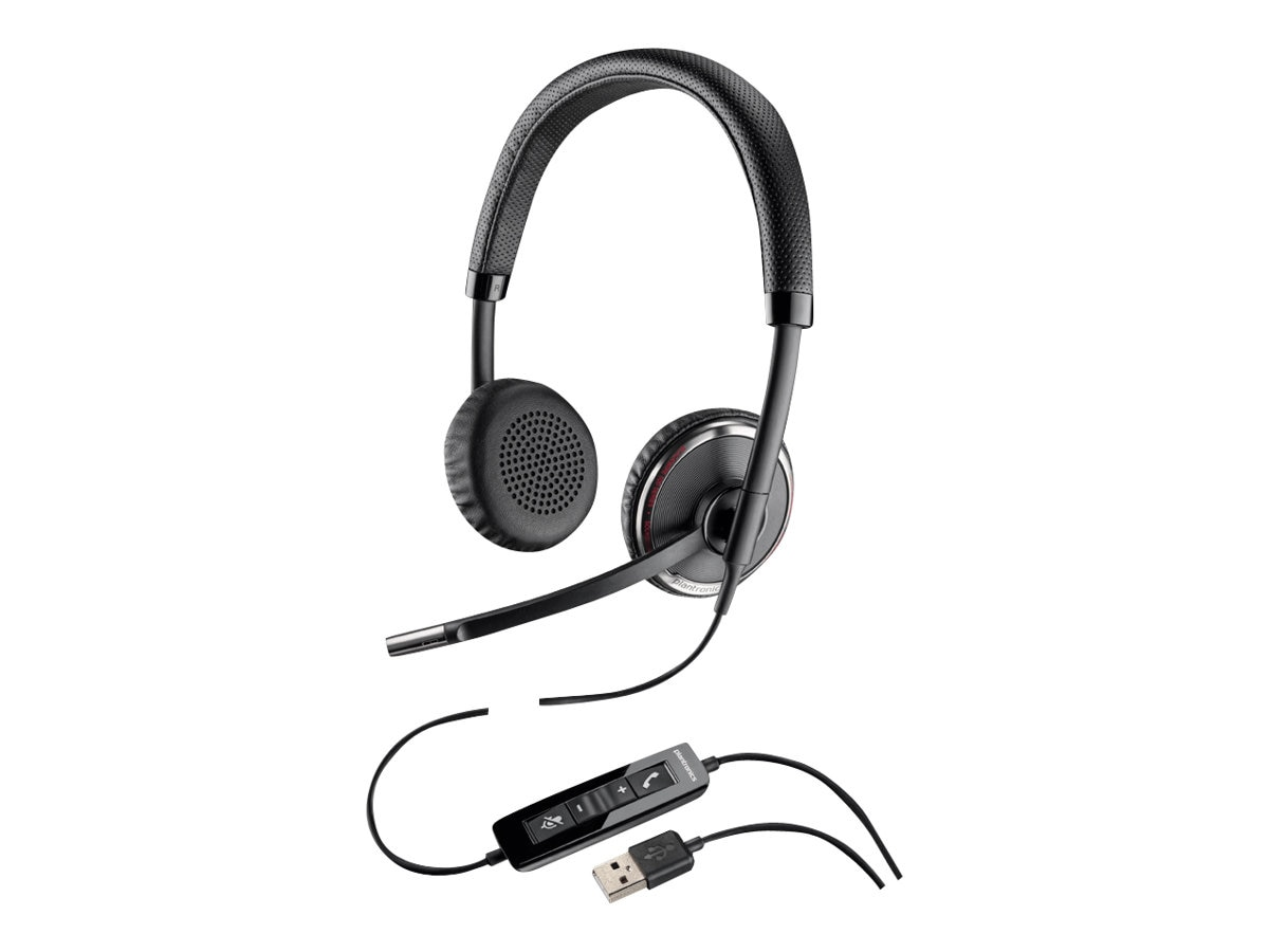 Plantronics BLACKWIRE C520  Headset, 88861-78