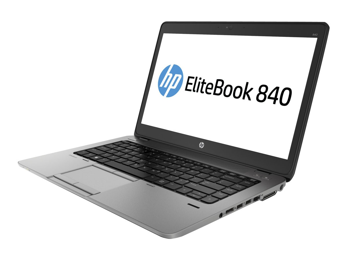 HP EliteBook 840 G1 Core i5-4200U 1.6GHz 4GB 500GB abgn NIC FR WC 3C 14 HD W7HP64, K2W41US#ABA, 17597819, Notebooks