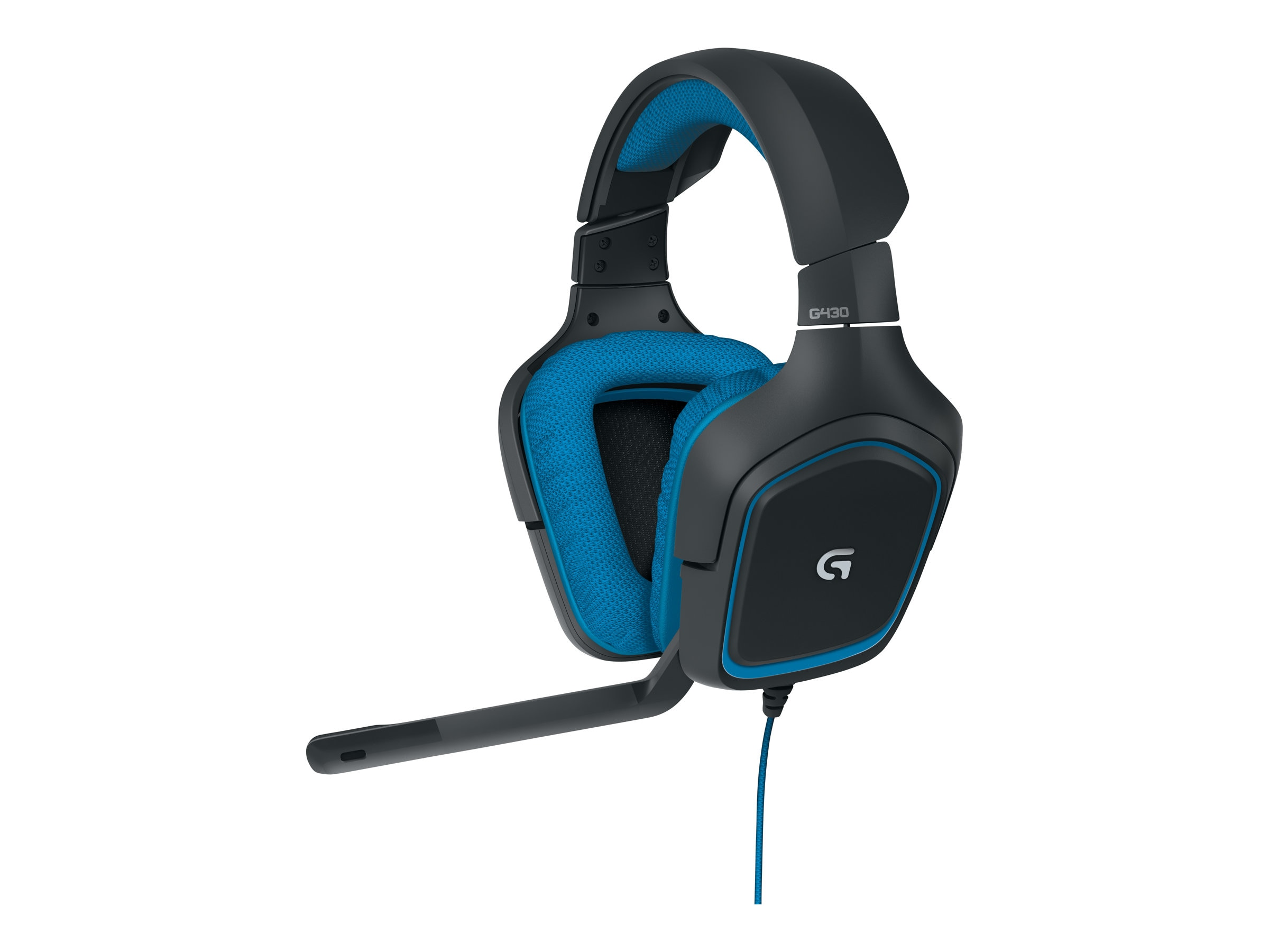 Logitech G430 Gaming Headset, 981-000536