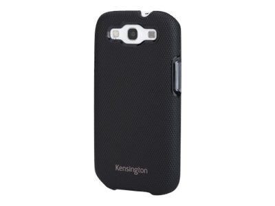 Kensington Vesto Leather Texture Case for Samsung Galaxy S III, Black, K39621WW, 14990009, Carrying Cases - Phones/PDAs