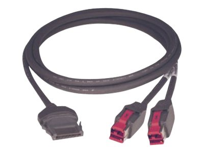 Epson USB Powered Cable, 24-Volt, Hosiden-M, 6ft, 010842A, 13311887, Cables