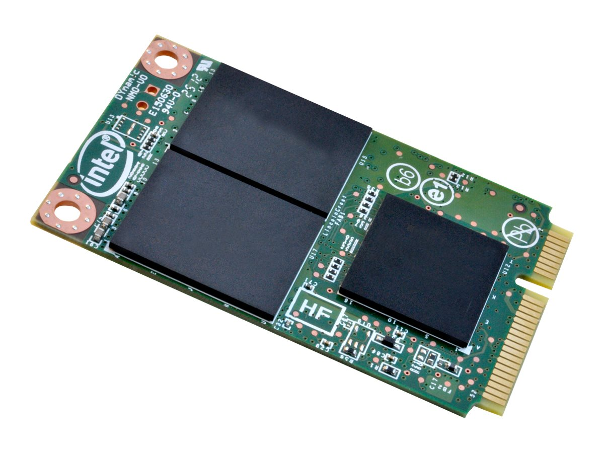Intel 180GB 530 Series mSATA MLC Internal Solid State Drive, SSDMCEAW180A401