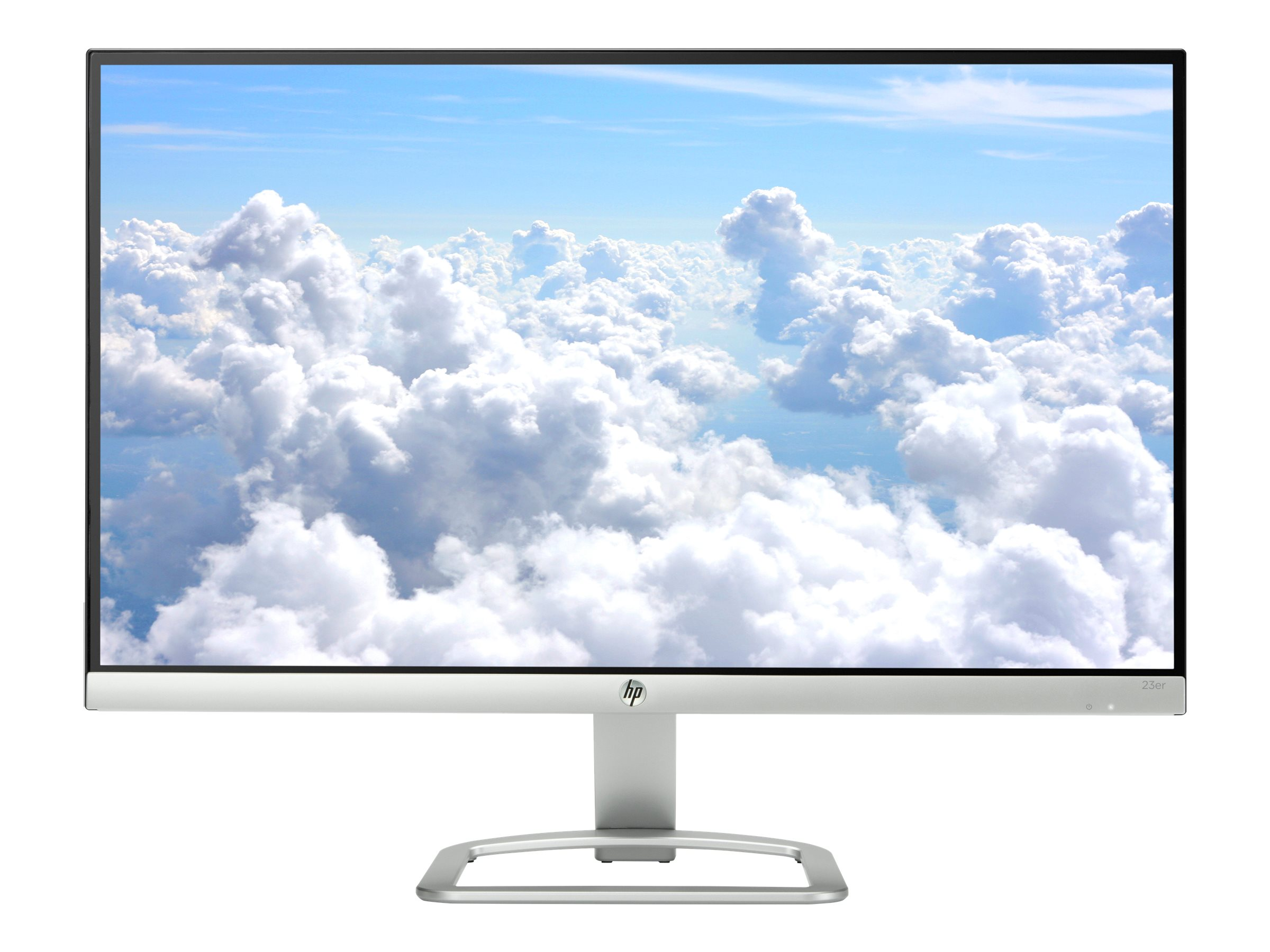 HP 23 23ER Full HD LED-LCD Monitor, White