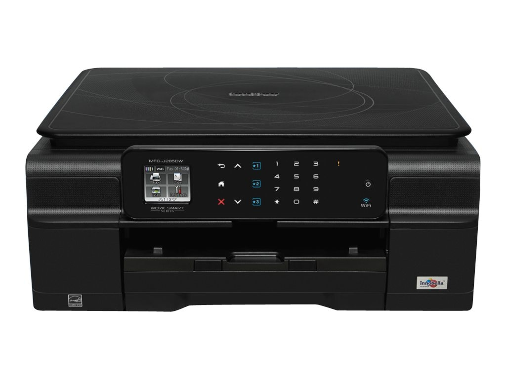Brother MFC-J285DW Compact All-In-One, MFC-J285DW, 24514604, MultiFunction - Ink-Jet