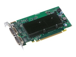 Matrox M9120 PCIE X16 Dual Head Graphics Card w  512MB Memory, M9120-E512F, 8786247, Graphics/Video Accelerators