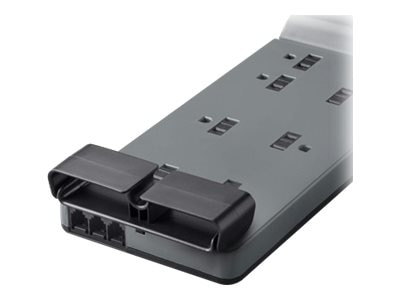 Belkin Home Office Series Surge Protector, 3390 Joules, (8) Outlets, 6ft. Cord, BE108200-06