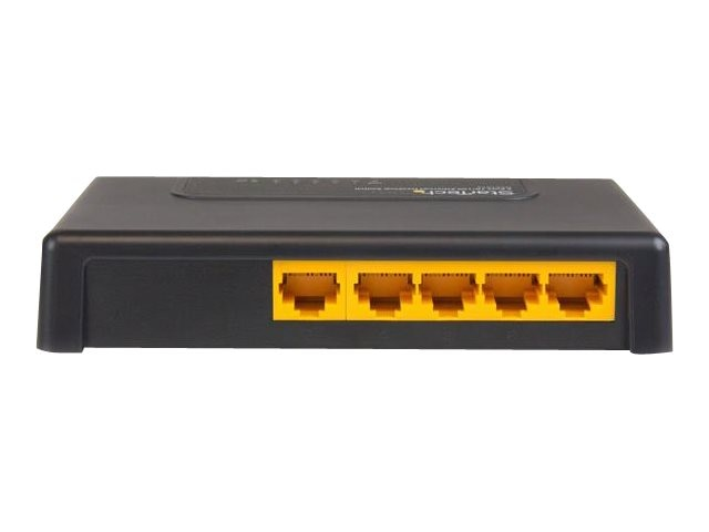 StarTech.com DS51072 5-port 10 100 Ethernet Desktop Switch, DS51072