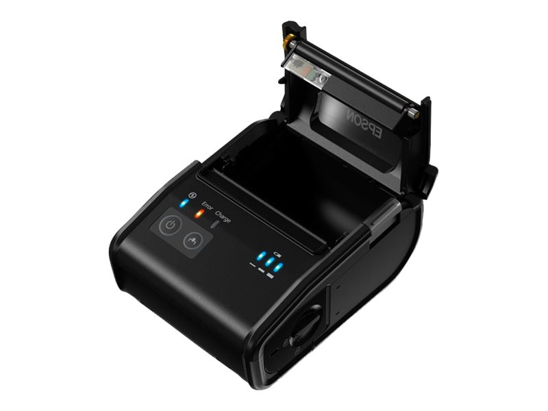 Epson TM-P80-011 Mobile EBCK Wireless Printer w  Power Supply