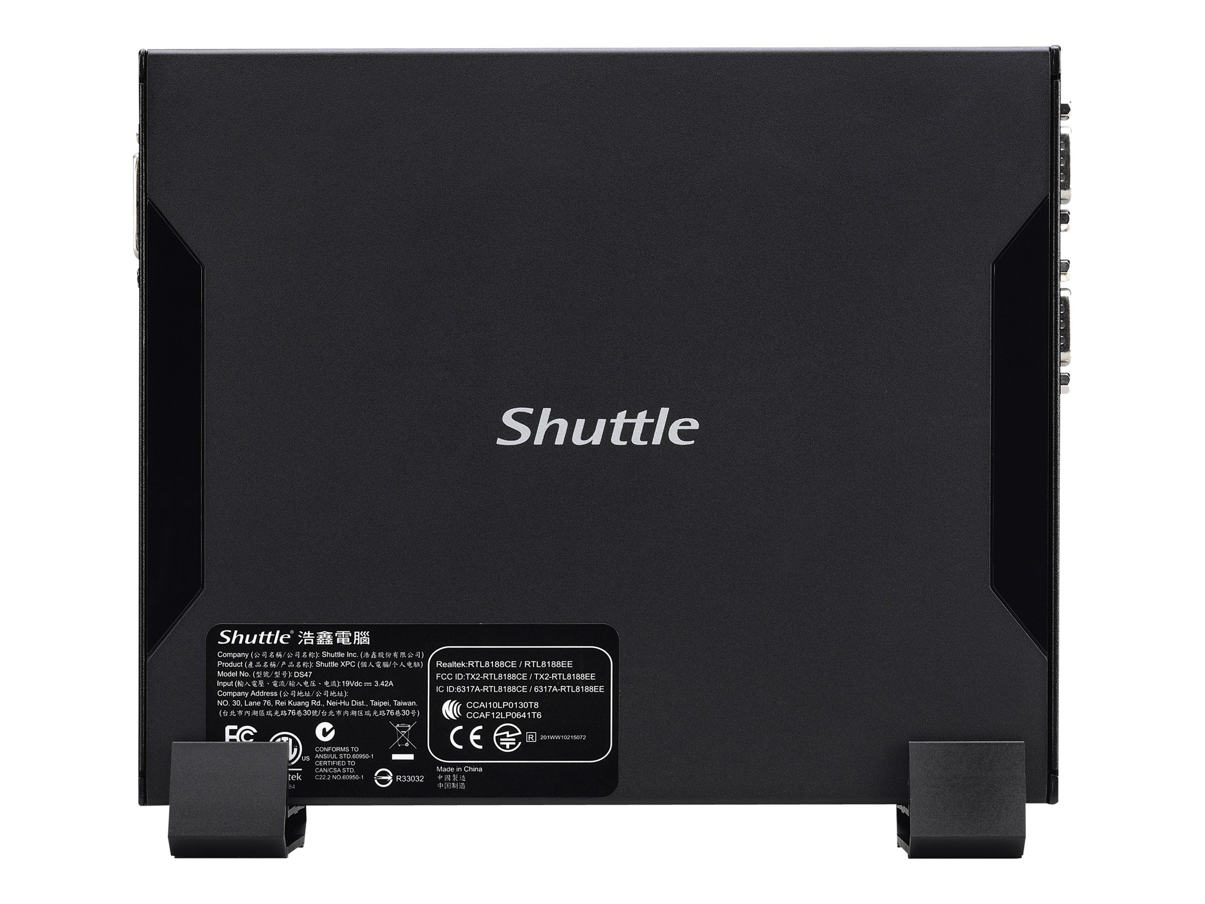 Shuttle Computer Group DS437CTRXW Image 11
