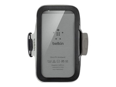 Belkin Slim-Fit Armband for Samsung Galaxy S4, Black, F8M558BTC00