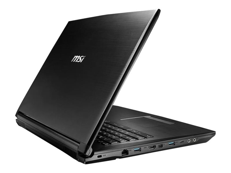 MSI CX72 6QD-208US Core i5-6300Hq 2.3GHz 12GB 1TB+128GBSSD DVD SM GNIC BT WC 6C 940MX 17.3 HD+ W10, CX72 6QD-208US