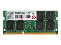 Transcend 2GB PC3-10600 204-pin DDR3 SDRAM SODIMM