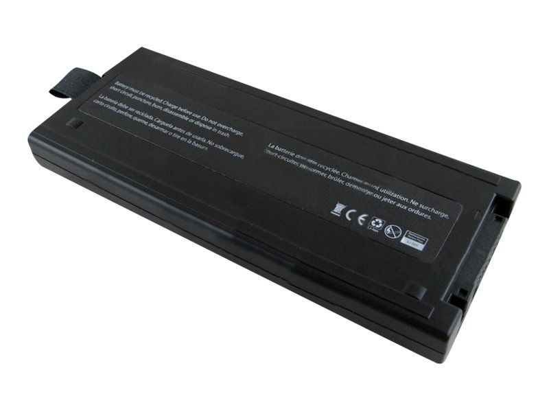 BTI Battery, Li-Ion Replacement for Panasonic Toughbook 18 CF-18, CF18D, PA-CF18, 9791224, Batteries - Notebook