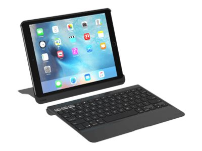 Zagg Slim Book Case for iPad Pro 9.7, ID8SBP-BB0