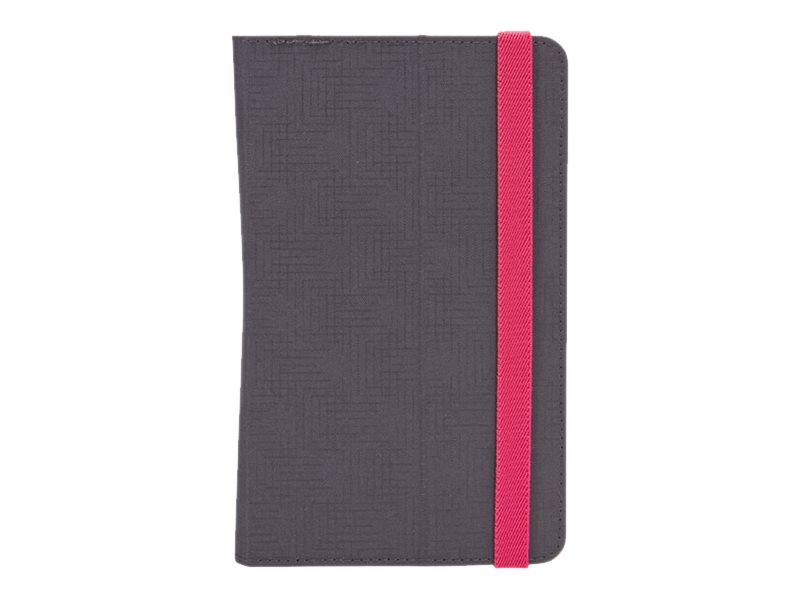 Case Logic Universal Folio for 7 Tablet, Anthracite, CBUE-1107ANTHR, 17423704, Carrying Cases - Tablets & eReaders