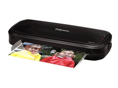 Fellowes 9.5 Laminator L80-95 with 10 Pouches, 5711001, 17679005, Laminating Machines