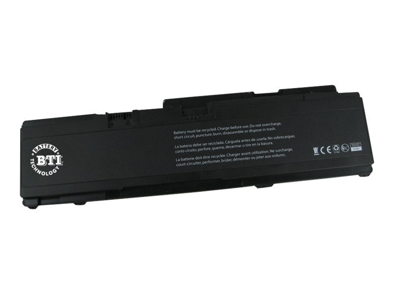 BTI Battery, Li-Ion 11.1V 3600mAh 6-cell for Select ThinkPad X300 X301 Series, 43R1967-BTI, 12955402, Batteries - Notebook