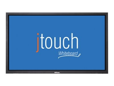 InFocus 65 JTouch Full HD LED-LCD Interactive Whiteboard Display, Black, INF6501WP