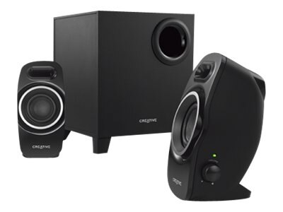 Creative Labs A250 2.1 Speaker System