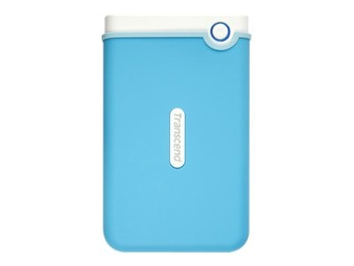 Transcend 1TB StoreJet 25M3 USB 3.0 2.5 Portable HDD, Baby Blue