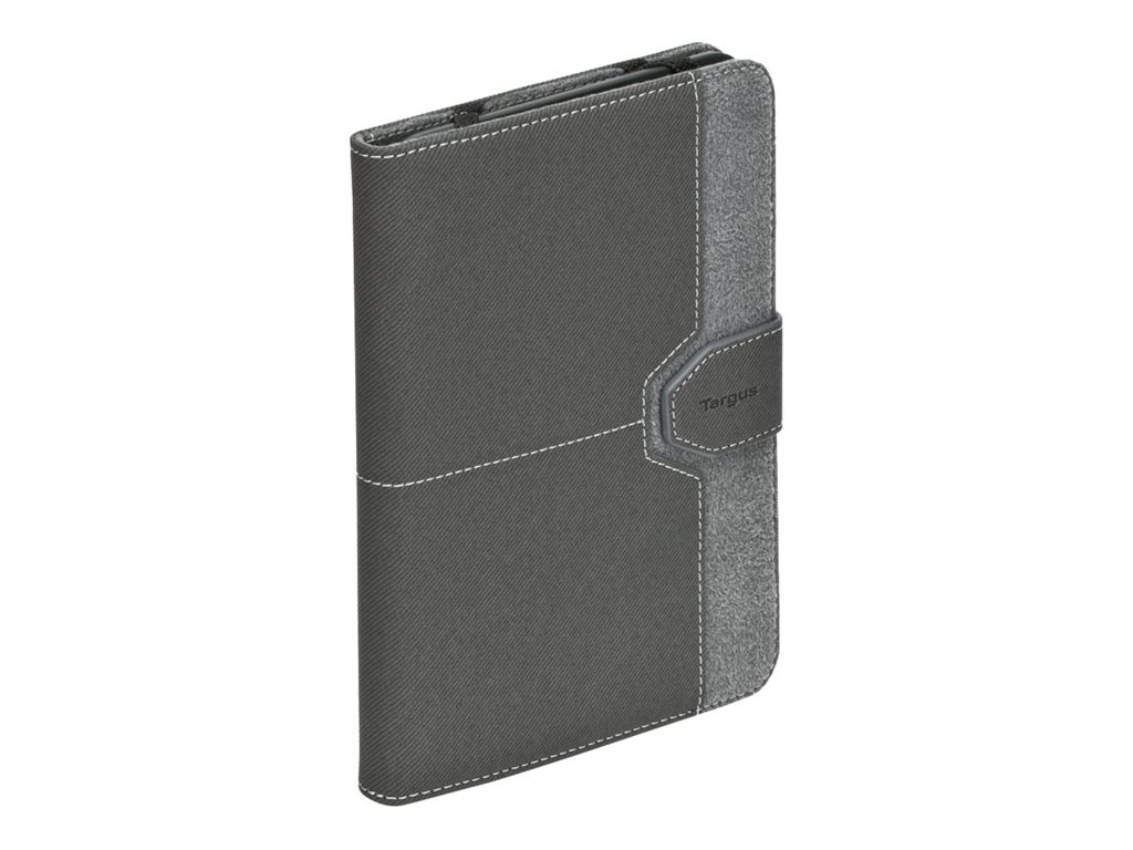 Targus 7 Slim Folio for Kindle Fire, Kobo Vox, Charcoal, THZ168US
