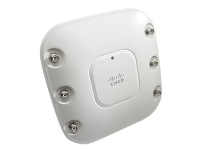 Cisco Aironet 3502e AP w CA, Ext Antenna, A Domain