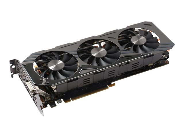 Zotac GeForce GTX PCIe Graphics Card, 4GB GDDR5, ZT-90106-10P