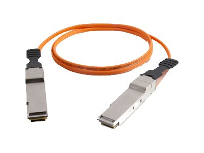 C2G QSFP+ QSFP+ 40G InfiniBand Active Optical Cable, 2m