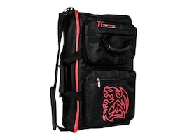 Thermaltake Battle Dragon Accessory Backpack 2015 Edition, EA-TTE-BACBLK-01, 31024970, Carrying Cases - Other