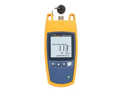 Fluke Fiber QuickMap w PowerMeter PERP Set MMF Fault Finder