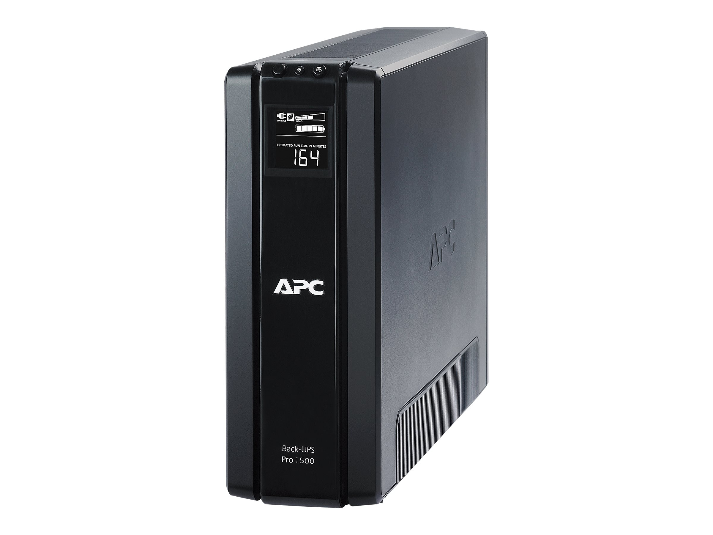 APC Power-Saving Back-UPS Pro 1500VA 865W 5-15P Input, Instant Rebate - Save $8, BR1500G, 11682182, Battery Backup/UPS