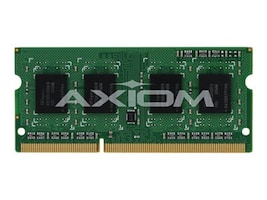 Axiom 8GB PC3-12800 DDR3 SDRAM SODIMM for Latitude E6540, A7022339-AX, 16233597, Memory