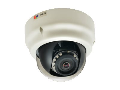 Acti B52 10MP Day Night Basic WDR Indoor Dome Camera, B52