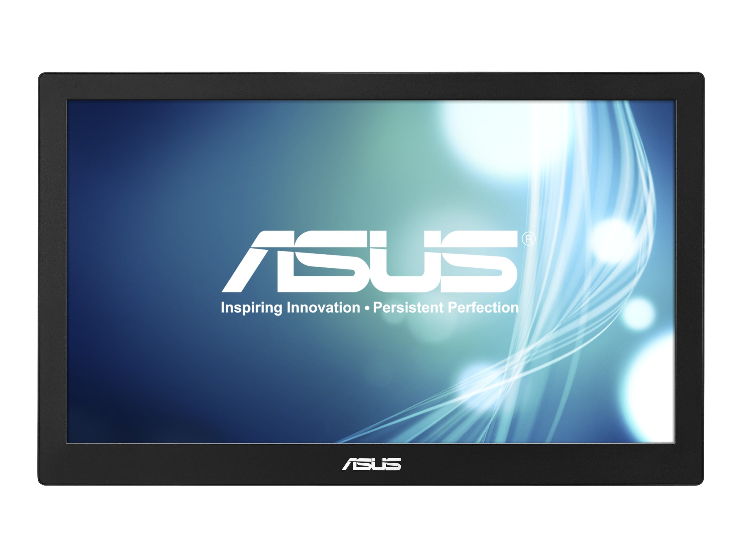 Asus 15.6 MB168B Portable LED-LCD Monitor, Black