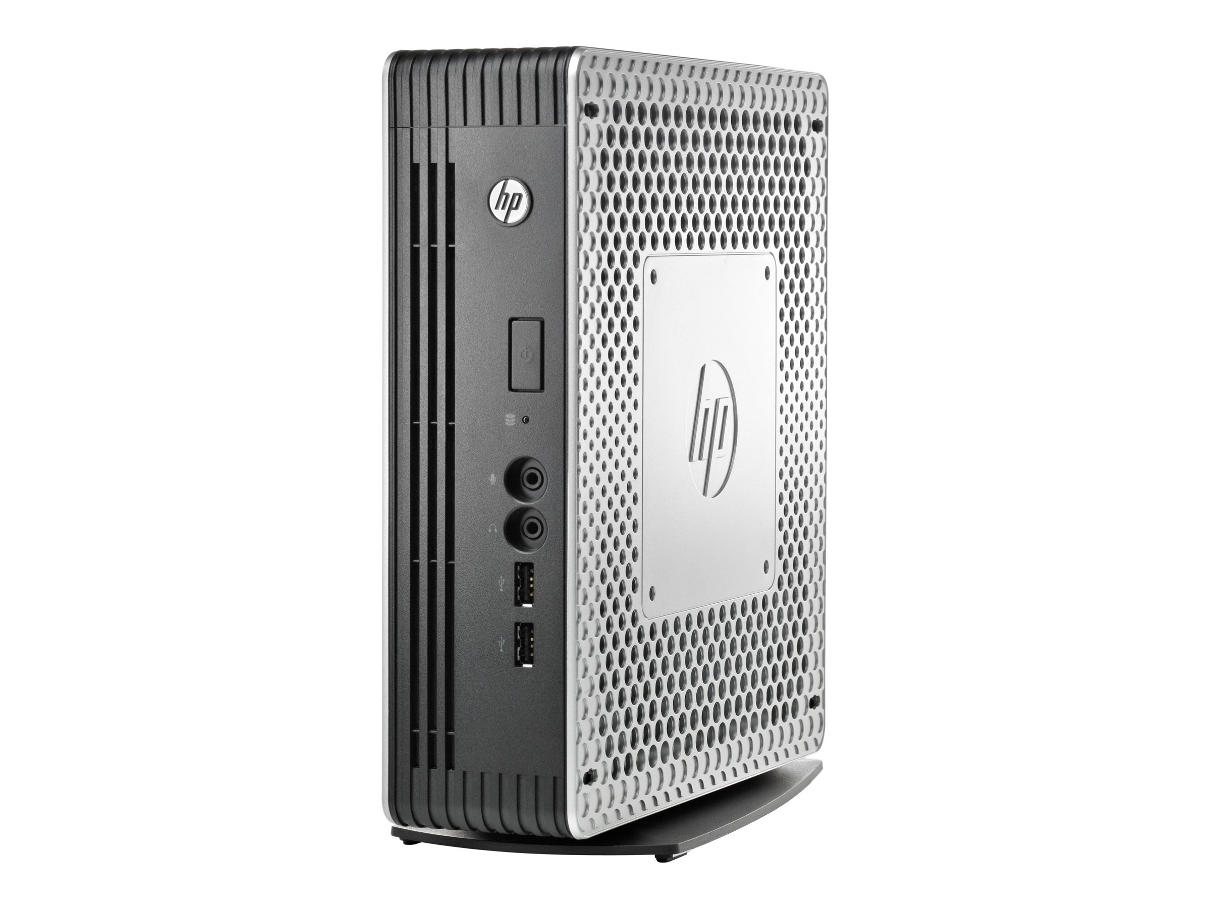 HP Smart Buy t610 PLUS Flexible Thin Client  T56N 1.65GHz 4GB RAM 16GB Flash FirePro2460 GbE abgn WES7E, C9K56UT#ABA, 16453346, Thin Client Hardware