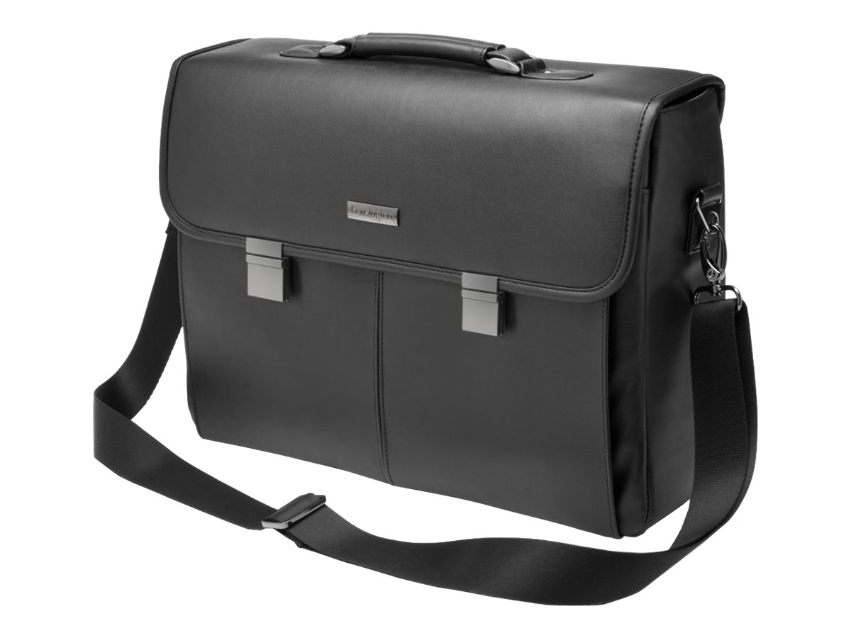 Kensington LM550 Laptop & Tablet Briefcase, Black, K62611WW, 18017388, Carrying Cases - Notebook