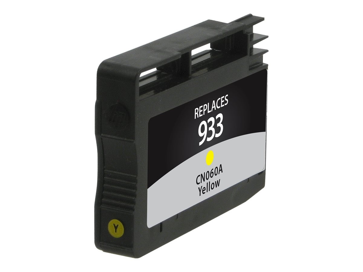 V7 CN060AN Yellow Ink Cartridge for HP Officejet 6700 Premium, V7CN060AN