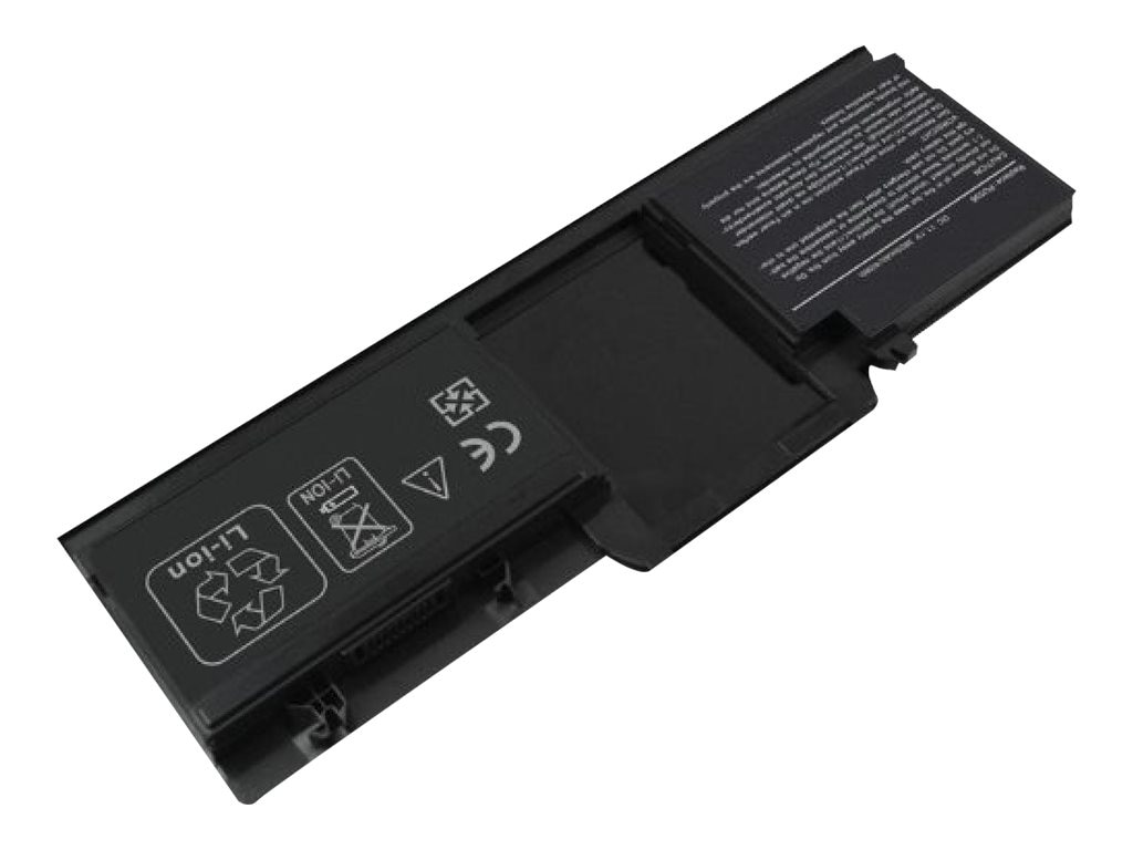 Ereplacements 6-Cell Battery for Dell Latitude XT