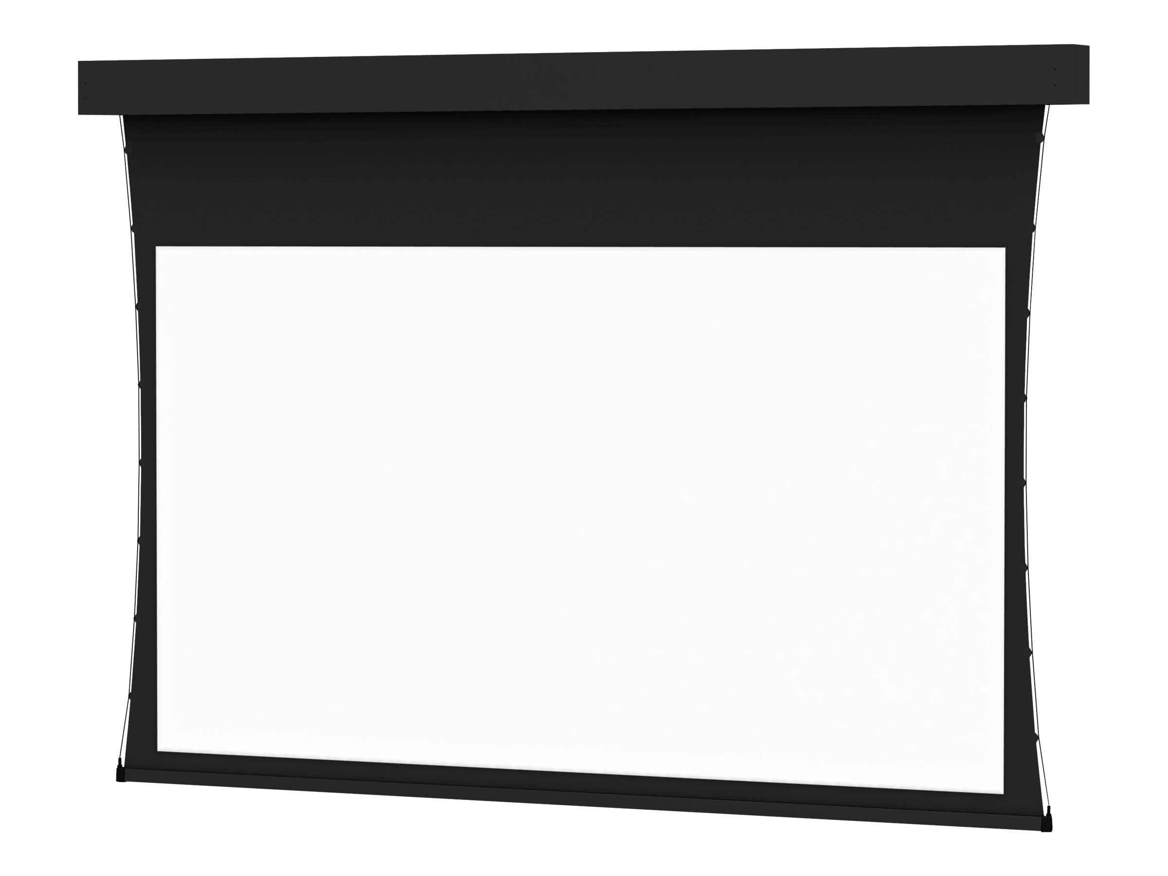 Da-Lite Tensioned Professional Electrol Projection Screen, High Contrast Da-Mat, 16:19, 298, 35278, 23099795, Projector Screens