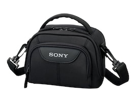 Sony LCS-VA15 B Soft Carrying Case for MiniDVD-Camcorder, LCSVA15/B, 10057941, Carrying Cases - Camera/Camcorder